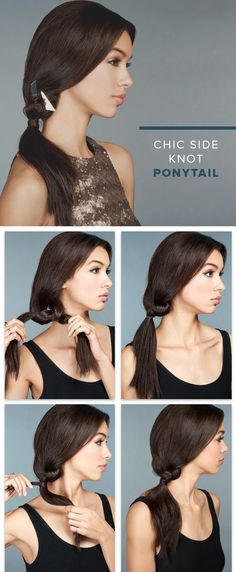 6 Party Hairstyles Nobody Can Ignore (Step by Step) - Fashion Array Holiday Hairstyles, Party Hairstyles, Braided Hairstyles, Cool Hairstyles, Beauty Hacks, Beauty Tips, Her Hair, Ponytail, Hair Inspiration