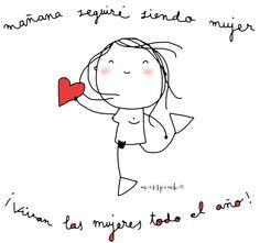 ¡¡Buenos días Mundo!!! #FelizMartes y #FelizDiaDeLaMujer Hoy y siempre ❤