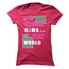 Oklahoma Utah 2 T-Shirts, Hoodies, Sweatshirts, Tee Shirts (23$ ==► Shopping Now!)