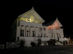 Husum hotel in Lærdal, Norway. I had a fabulous meal at this Hotel with my family on August 7, 1988.