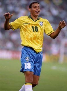 """""""Ronaldo"""" Luís Nazário de Lima in 1994"""