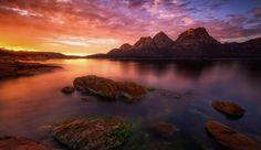Sunrise in Tasmania, Australia.  #sunrise #sunrisephotography #sunrisephotos #tasmania #australia #australianphotography