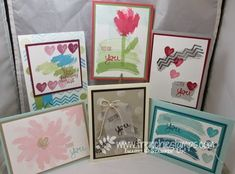 Flowers with the Work of Art - Frenchie's Stamps