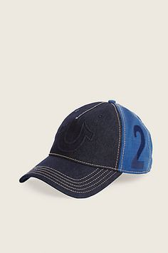 Raised Horseshoe Baseball Cap 790942379d5