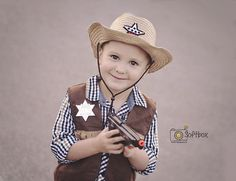 cowboy boys photo session ideas