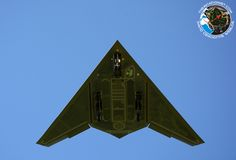 The Aviationist » You won't believe this is NOT an F-117 Nighthawk stealth jet!
