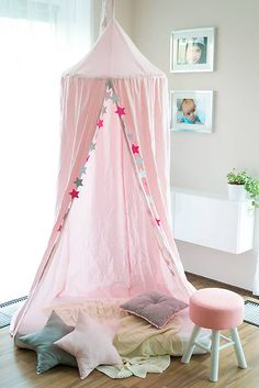 Baldachin canopy teepee playhouse privacy summer by Happyteepee