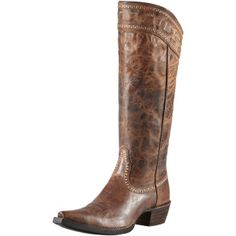 "I have these and LOVE them. ARIAT Ladies Boots ""Sahara"""