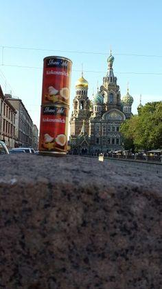 San Shi will hoch hinaus ... und das in St. Petersburg  und vielleicht in der ganzen Welt