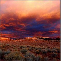 Photot taken by Uomi S. Brog at Frank Ortiz Dog Park in Santa Fe, NM.