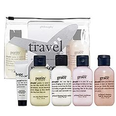 Love all their body products.  Rec'd this as a gift and it's great...love all the scents.