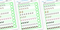 Twinkl Resources >> My Counting Worksheet (Farm Animals)  >> Thousands of printable primary teaching resources for EYFS, KS1, KS2 and beyond! counting worksheet, farm animals, counting, activity, how many, foundation numeracy, counting on, counting back, farm, cow, pig, goat,