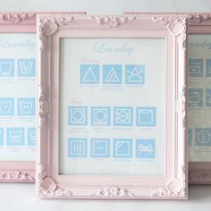 Laundry art by Torie Jayne: free printables
