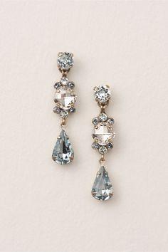 Noël Lady Fashion Jewelry PEAR CUT violet améthyste or blanc GP Dangle Earrings