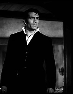 Laurence Olivier as Heathcliff in Wuthering Heights (1939)