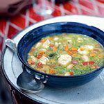 www.gaea.gr Chicken Chili with Pesto Recipes