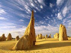 Australië - Nambung national park