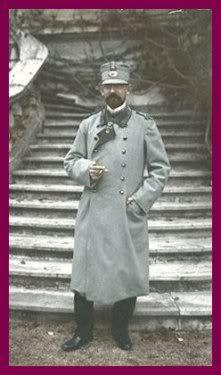 King Ferdinand of Romania (Nando)