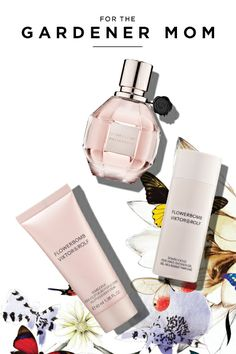 Mother's Day Gift Inspiration: Viktor & Rolf Flowerbomb Spring Gift Set #Sephora #mothersday #gifts #giftideas