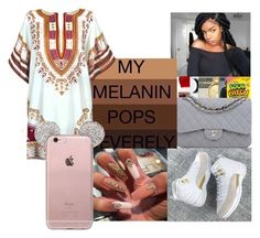 """""""0.3   Keep it poppin'"""" by maliiqueen ❤ liked on Polyvore"""