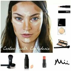 Mii make up - avaiable to order via a spa at home consultant - oh thats me ! Brow Bar, Face And Body, Brows, Make Up, Cosmetics, Beauty, Spa, Marketing, Nails