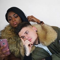 Waiting for new year like ....... @billycliffy and I can't wait   #snapchat #interracialcouple #vans #interracial #blackbeauty #darkskin #cute #couple #youtubers