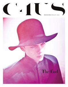 C4US #Magazine No. 1 Silviu Tolu by Tibi Clenci