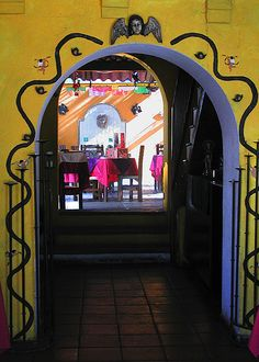 Restaurante Los Milagros - Puerto Vallarta, Jalisco, Mexico