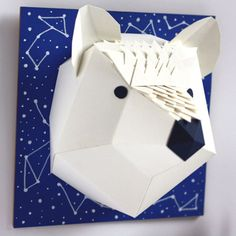 My Owl Barn: Mlle Hipolyte's Limited Edition Paper Cut Sculptures