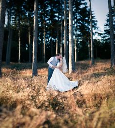 After Wedding shooting. Bokeh panorama, Ryan Brenizer Method
