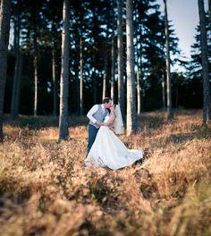 After Wedding shooting. Bokeh panorama, Ryan Brenizer Method