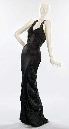 Schiaparelli Dress - 1938-39 - Worn by Gypsy Rose Lee - by Elsa Schiaparelli - @~ Mlle