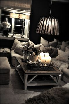 Just beautiful and so cozy!