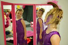 Every little girl's dream...