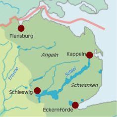 Angeln - Angeln (Region) – Wikipedia #Angeln