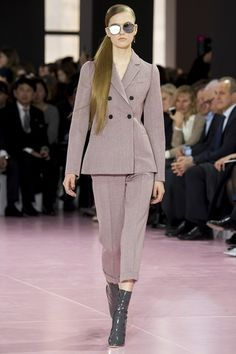 Christian Dior by Raf Simons Autumn/Winter 2015-16 Ready To Wear Paris Fashion Week #PFW #BestLooks