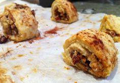 Pecan Pie Crust Cookies