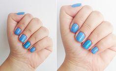 Something Blue Nails