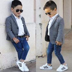 """1,900 Likes, 94 Comments - KidzOutfitOfTheDay (@kidzootd) on Instagram: """"Little dude 💙 Rocking his outfit 💙 👉 @willistyle28  WEBSITE - WWW.KIDZOOTD.COM  For a chance to be…"""""""