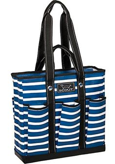 SCOUT Pocket Rocket Multi-Pocket Zip-Top Tote, 15 by 14-1/2 by 5 Inches,One Size,Nantucket Navy Scout http://www.amazon.com/dp/B00T838LNS/ref=cm_sw_r_pi_dp_5o.Jvb1Q1SWRV