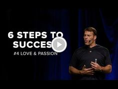 Free Video - Tony Robbins: Love And Passion    6 Steps to Total Success