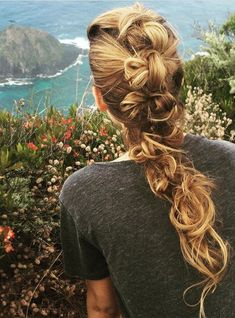 You Have To See Blake Lively's Workout Braid #refinery29