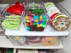 LYH Blog: Dresser Turned Organized Craft Storage Craft Organization, Craft Storage, Organizing Solutions, Love Your Home, Dollar Stores, Dresser, Posts, Blog, Crafts