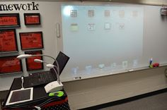 How to project an ipad on the projector