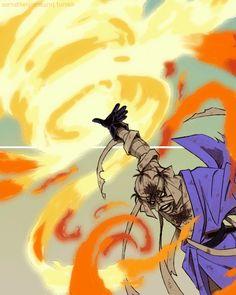 rurouni kenshin, samurai x, makoto shishio