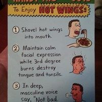 How to Chicken Wing