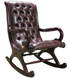 Chesterfield York Slipper Rocking Chair Old English Smoke Leather Designer Sofas4u http://www.amazon.co.uk/dp/B009YZ0BNI/ref=cm_sw_r_pi_dp_Ww3Jtb1P275WD077
