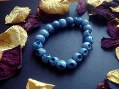Polymer clay blueberries http://www.livemaster.ru/deroth?view=profile
