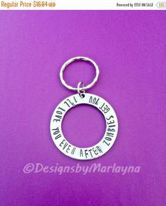 ❘❘❙❙❚❚ ON SALE ❚❚❙❙❘❘     Who would you want by your side in a zombie infested post apocalyptic world?     Show them with this zombie key chain.     I'll love you even after zombies get you    Shop this product here: http://spreesy.com/DesignsbyMarlayna/231     Shop all of our products at http://spreesy.com/DesignsbyMarlayna   #DesignsbyMarlayna  #Jewelry #instajewelry #jewelryforsale #musthave #handmadejewelry #handstamped #twd #thewalkingdead #zombies #metal #accessories  #selfmade #design…