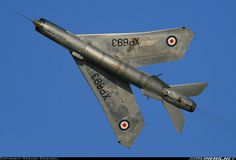English Electric Lightning F6 - How bloody gorgeous is that!